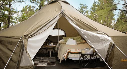 Arizona Luxury Expeditions - Arizona Glamping