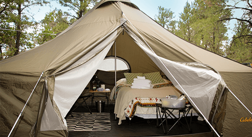 Arizona Luxury Expeditions - Arizona Glamping