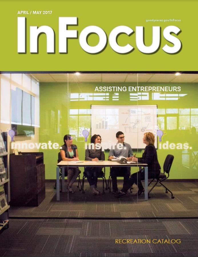 Goodyear InFocus Magazine